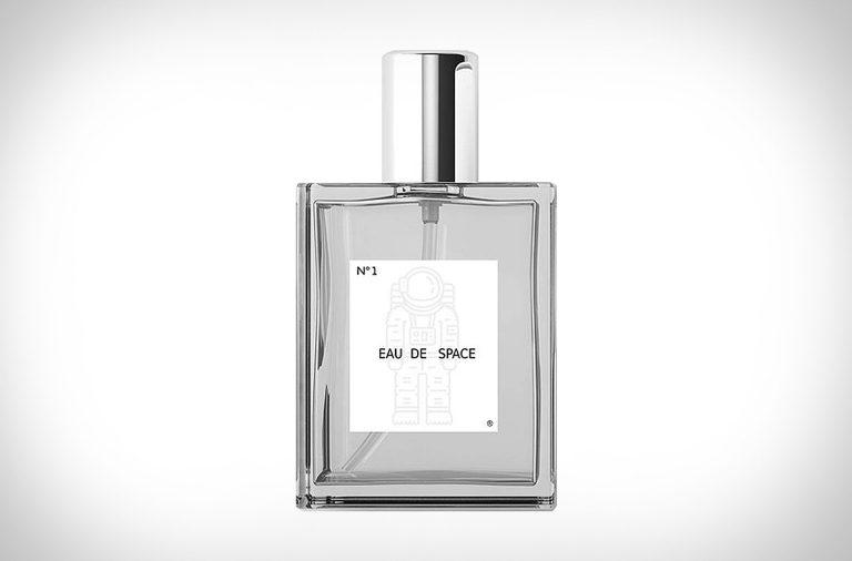La NASA presenta su perfume con olor a