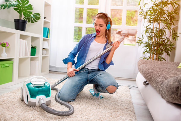 Beneficios de la limpieza en casa